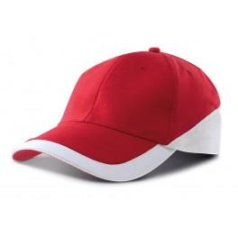 2-kolorowa czapka Racing