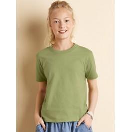 Dziecięca Koszulka SOFTSTYLE™ biała